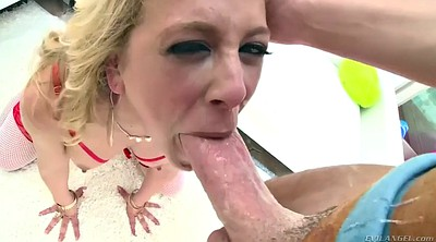 Cherie deville, Licking, Deville, Close-up, Anal deep