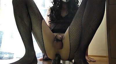Crossdress, Riding dildo