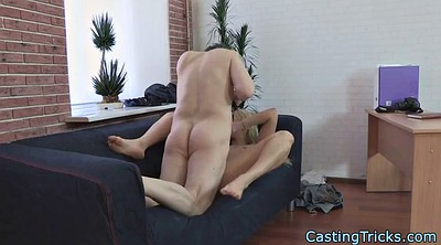 Cash, Casting amateur