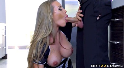 Handjob, Nicole aniston, Mature tits, Big tits maid