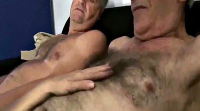 Old, Hairy mature, Old men