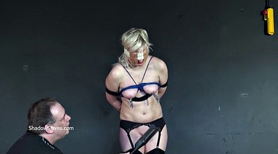 Tortured, Torture, Blindfolded, Blindfold, Amateur spanking