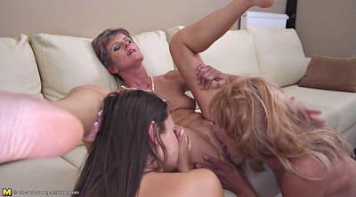 Young girl, Mature young, Lesbian milfs, Lesbian mother