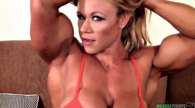Mature solo, Muscle, Solo big tits, Big tits mature