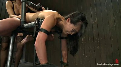 Spanked, Asian bondage, Asian spank, Tia ling, Insert, Insertion