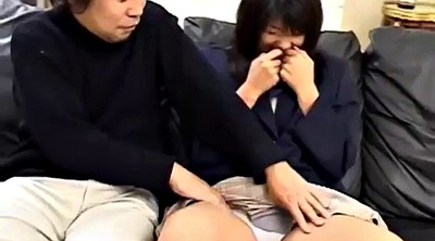 Japanese gangbang, School, Japanese teen