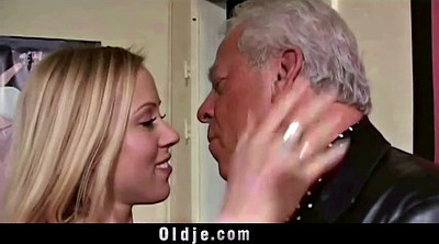 Grandpa, Old grandpa, Young girls, Old fuck, Young vintage, Vintages