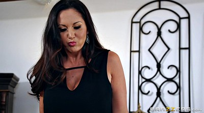 Daughter, Ava addams, Clothed