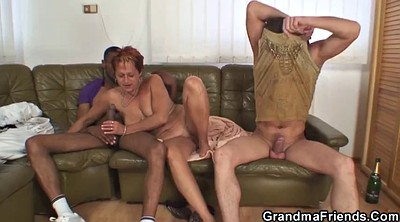 Grandmother, Double mature, Grandmothers, Mature double
