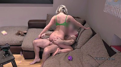 Office anal, Casting anal