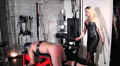 Latex, Punished, Caning