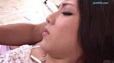 Japanese group, Double anal, Asian dildo