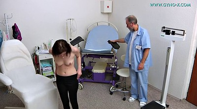 Gyno, Exam, Gyno exam, Gynecology, Old young anal, Anal exam