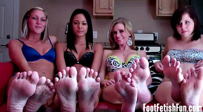Stocking foot, Femdom foot, Sniffing