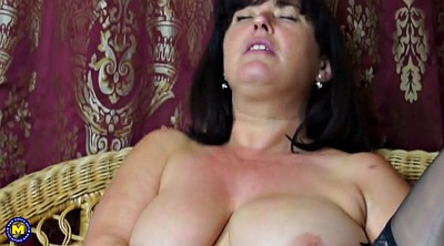 Hairy mature, Saggy tits, Hairy milf, Saggy big tits, Hairy granny