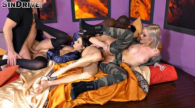 Girl creampie, Army