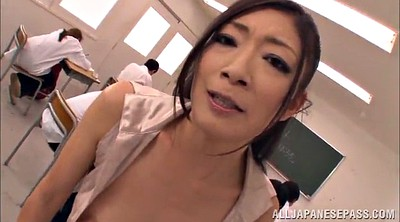 Teacher, Japanese teacher, Japanese pantyhose, Abuse, Japanese sex, Abused