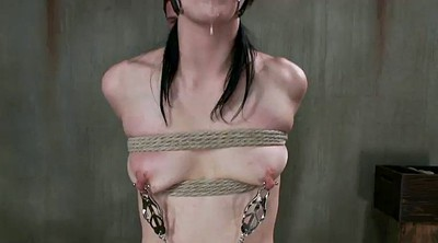 Spanking, Tied, Rope, Abuse