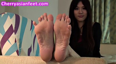 Asian solo, Asian foot