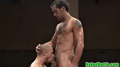 Wrestling, Deepthroat, Bdsm gay, Wrestle, Muscle stud, Gay throat