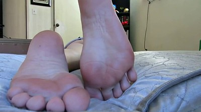 Softcore, Femdom foot