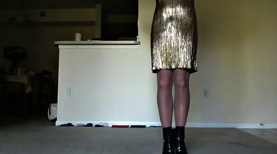 Crossdresser, Small, Crossdress, He, Gay casting, Dressing