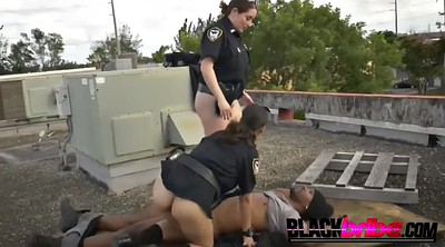 Ebony, Lonely, Ebony bbw, Black cops