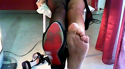 Nylon foot fetish, Nylon feet, Nylon foot, Nylon feet fetish