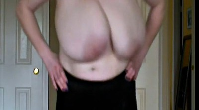 Saggy tits, Nipples