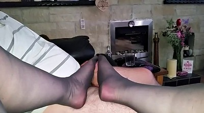 Nylon, Fetish, Nylon feet, Nylons, Finger