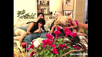 Orgy, Vintage anal, Group anal