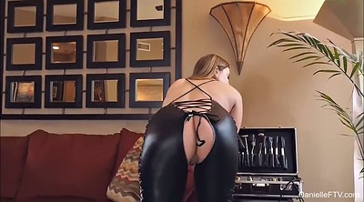 Fat, Leather, Tights