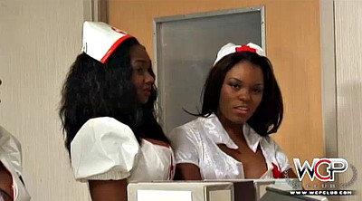 Nurse, Black nurse, Black guy