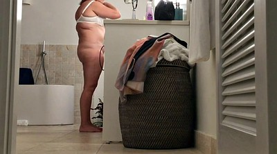 Bathroom, Mom hotel, Mom naked, Mom hidden, Mature hidden, Hidden mature