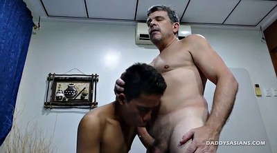 Old gay, Old dad, Asian old, Gay old, Bareback, Asian daddy