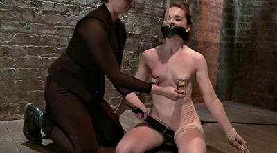 Whip, Whipped, Whipping, Bondage nipple