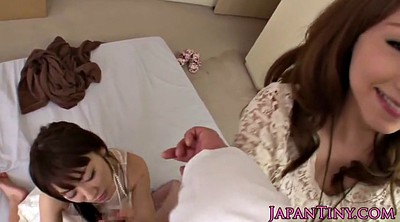 Japanese feet, Japanese threesome