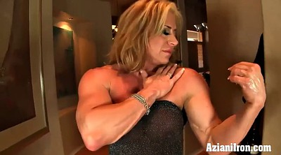 Mature solo, Strong, Muscle girl, Body, Strong girl, Solo girl
