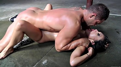 Asa akira, Akira, Throat, Japanese deep, Japanese deep throat, Japanese tits