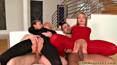 Foursome, Attack, Anal hd, Attacked