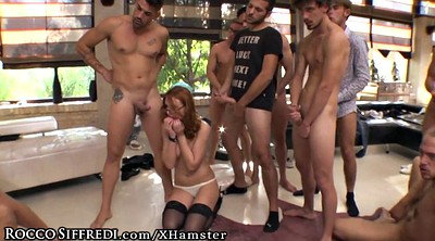 Anal casting, Audition, Anal orgy