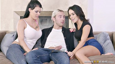 Peta jensen, Megan rain, Rain, Stepbrother, Megan, Battle