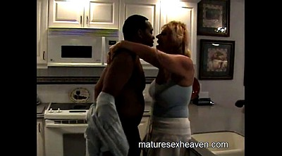 Mature interracial, Mature black