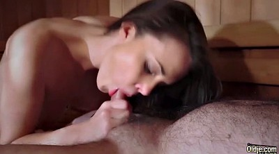 Virgin, Father, Young pussy, Throat fucked