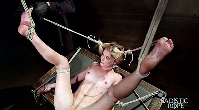 Tied, Gay bondage, Torment