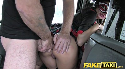 Taxi, Fake taxi, Taxi anal, Fake tits