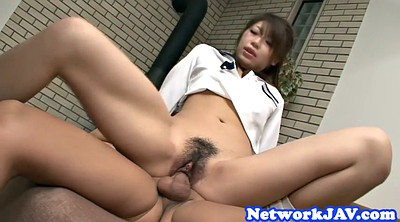 Japanese, Japanese beautiful, Hairy creampie