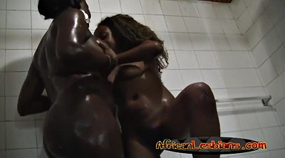 Ebony shower