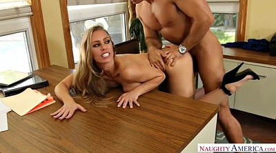 Nicole aniston, Boss, Aniston, Office fuck