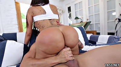 Lela star, Big butts